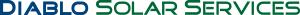 Diablo Solar Text Logo
